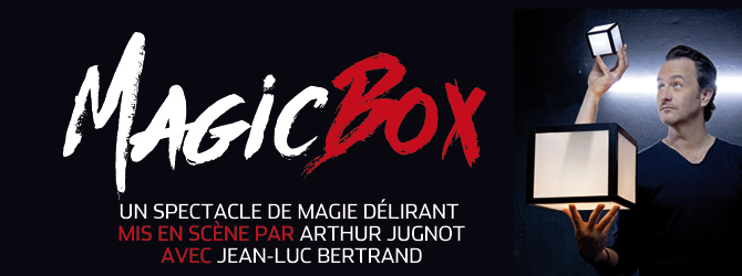 header magic box