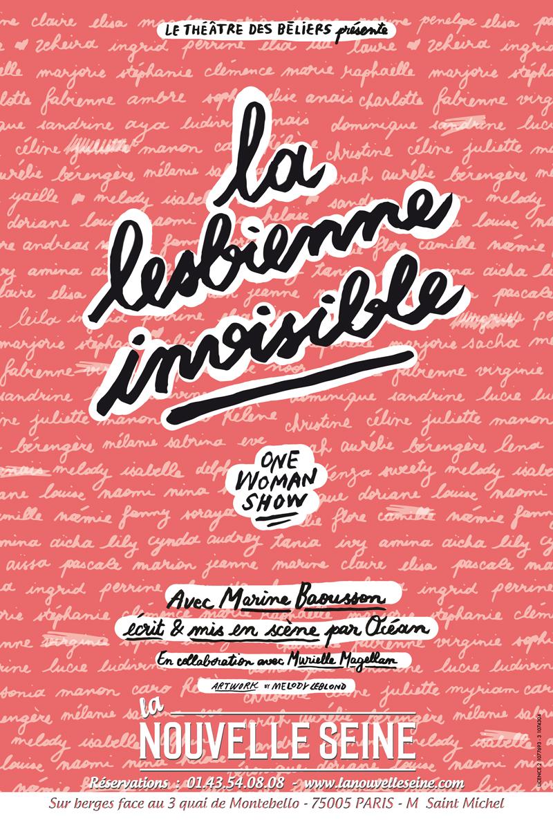 Spectacle Lesbienne Paris